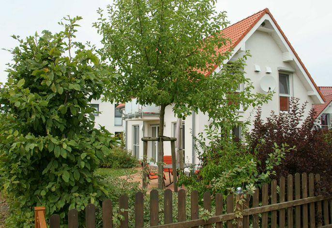 Ferienhaus Falkenrast am Fleesensee