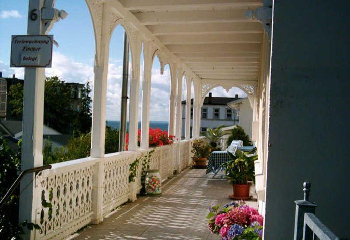 Villa Maria im historischen Bäderstil