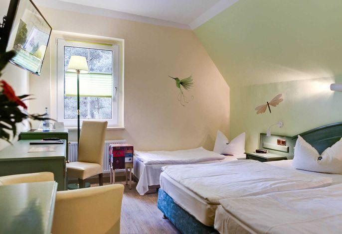 Kinderresort Usedom - Doppelzimmer Plus