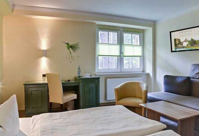 SEETELHOTEL Kinderresort Usedom, Doppelzimmer Komfort