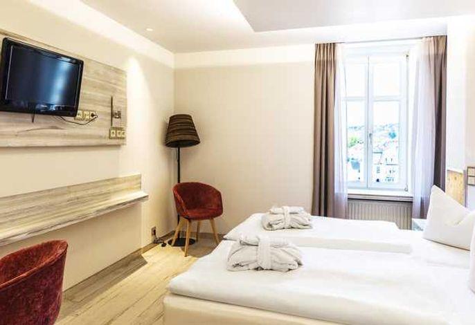 SEETELHOTEL Strandhotel Atlantic - Zimmer Landseite