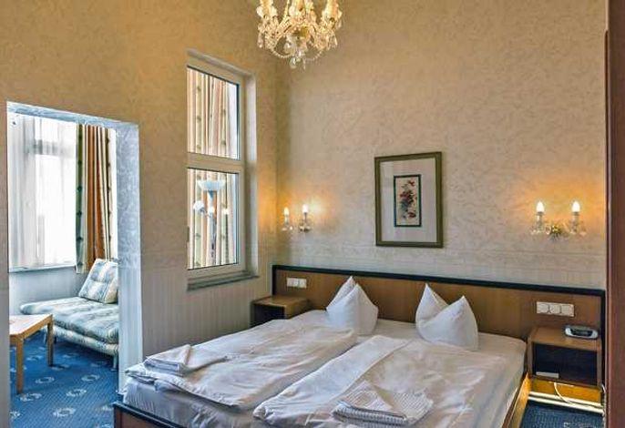 Villa Meeresstrand - Familienzimmer