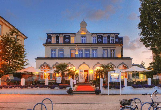 SEETELHOTEL Strandhotel Atlantic & Villa Meeresstrand