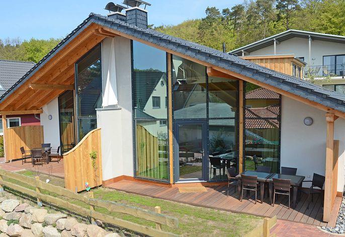 Ferienhaus Luv & Lee F589 - WG 1 Luv mit großer Terrasse