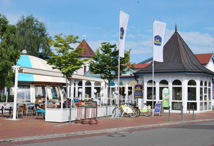 BEST WESTERN Hanse-Kogge Hotel & Restaurant - Koserow / Ostsee
