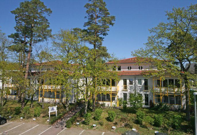 OS: Villa Störtebeker Whg. 14 mit Balkon