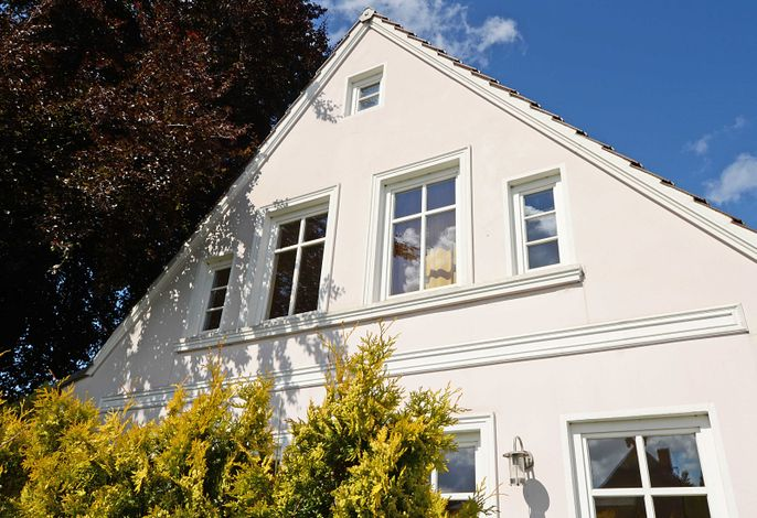 Alte Büdnerei  F 550 WG 1 mit Terrasse + Garten