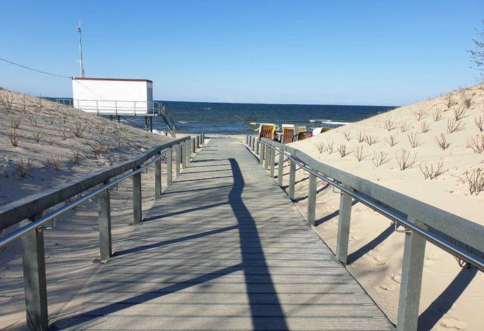 Zempin Ostseepark WE 02 **Insel Usedom**150m zum Strand**