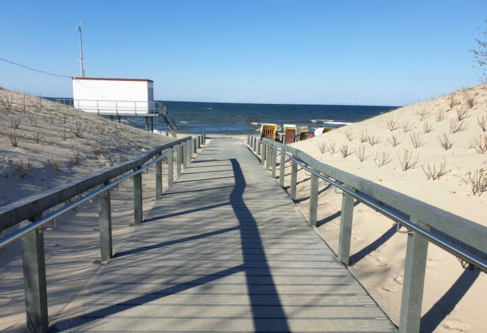 Zempin Ostseepark WE 45 **Insel Usedom**100m zum Strand**