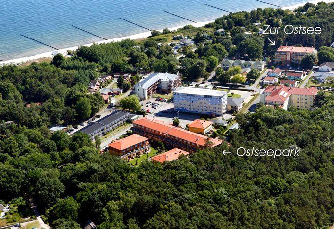 Zempin Ostseepark WE 36  **Insel Usedom**150m zum Strand**