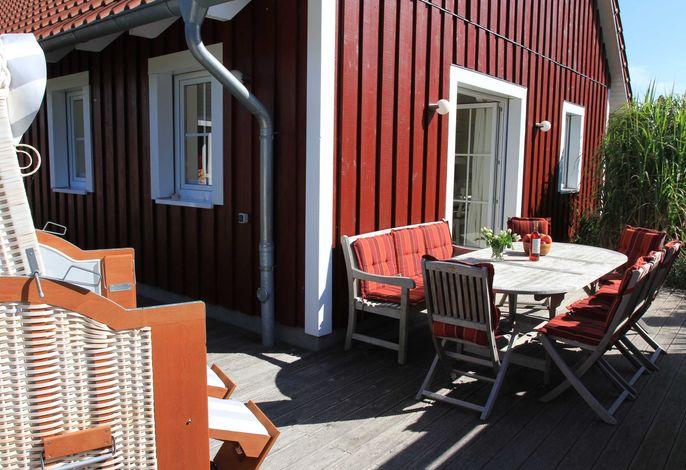 Ferienhaus Nordic Red