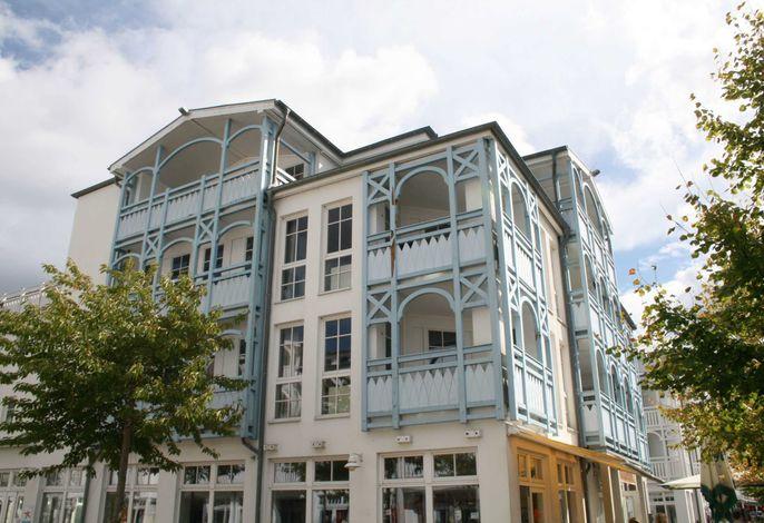 H: Seepark Sellin-Haus Baabe Whg 432 Penthouse mit Balkon