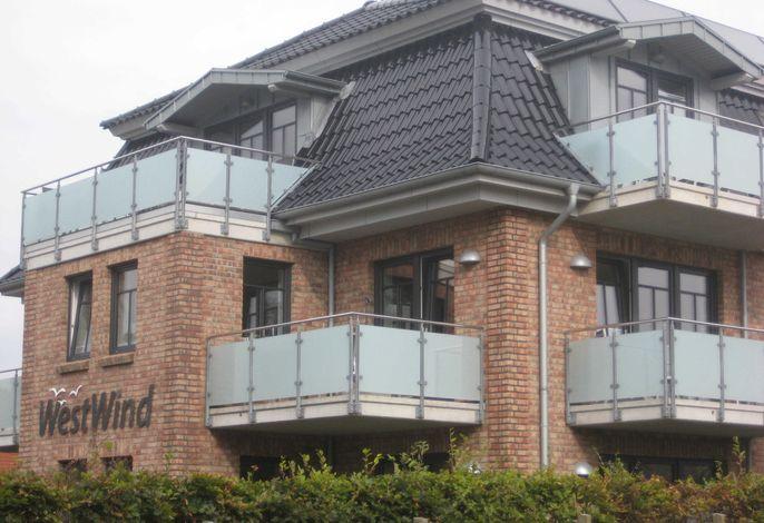 BUE - Appartementhaus Westwind