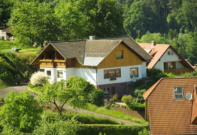 Fewo´s Haus Brigitte in Burgsinn - Fam Jeckel
