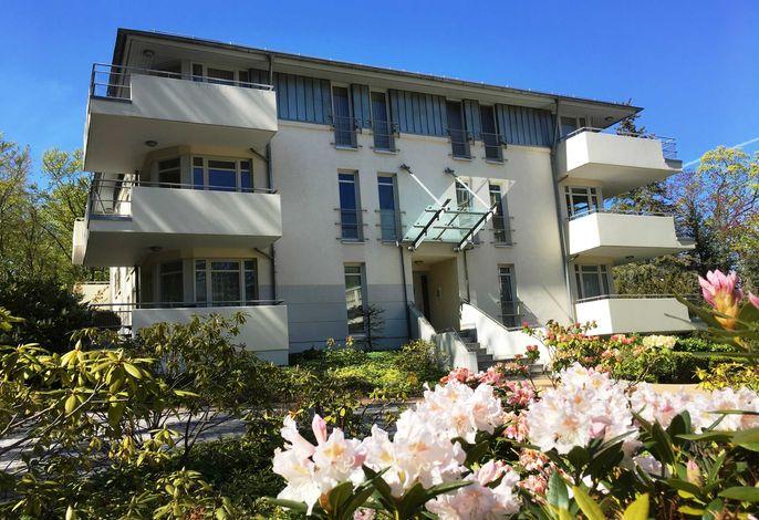 Residenz Bleichröder, WE 12, Apartmentvermietung Sass