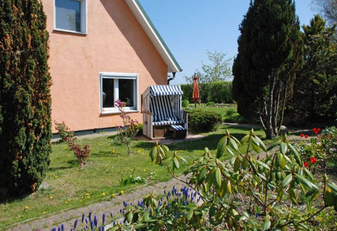 Ferienappartement am Himmel mit Terrasse
