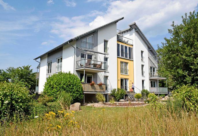 Ferienappartement Mönchgut mit Balkonterrasse