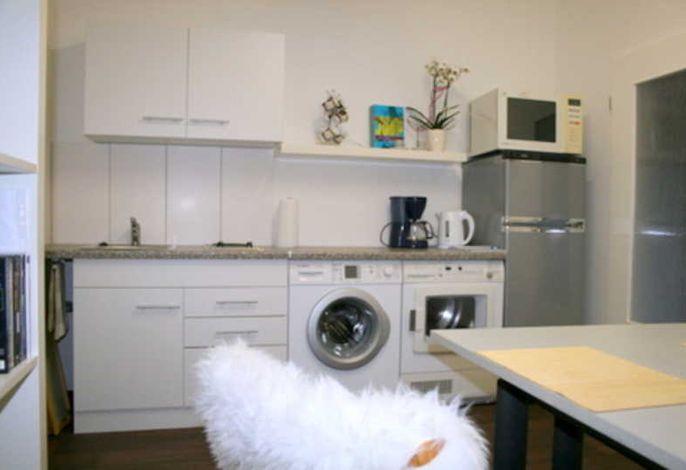 Küche zur gemeinschaftlichen Nutzung
