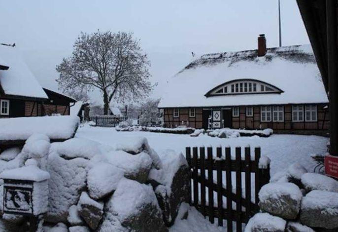 Ferienappartements auf dem Reddevitzer Hövt mit Seeblick