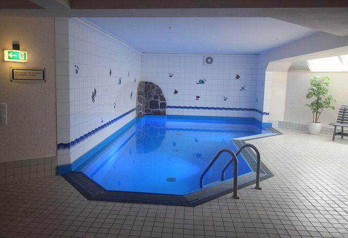 komplett saniert im März 2018- Schwimmbad im Haus