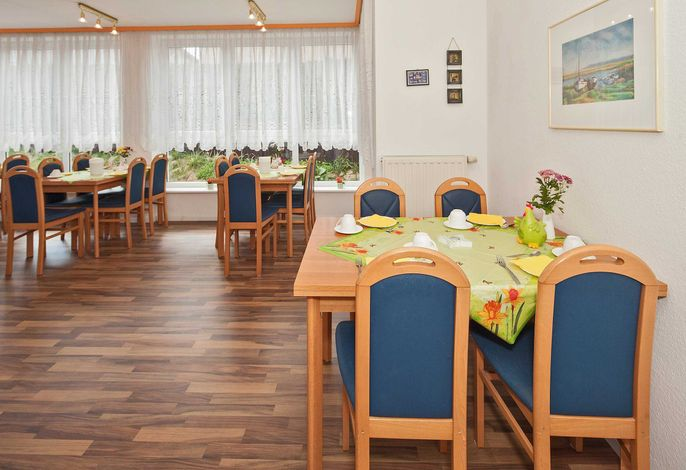 Pension und Ferienwohnungen Haus Antje