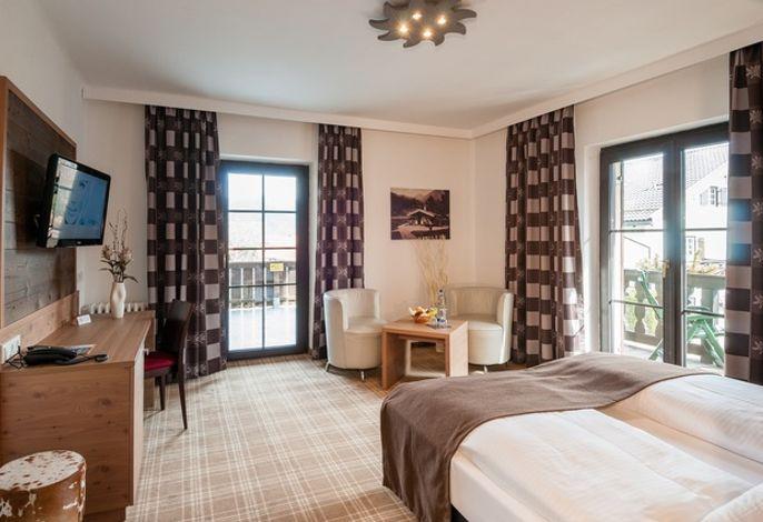 Wohnbeispiel Doppelzimmer Komfort