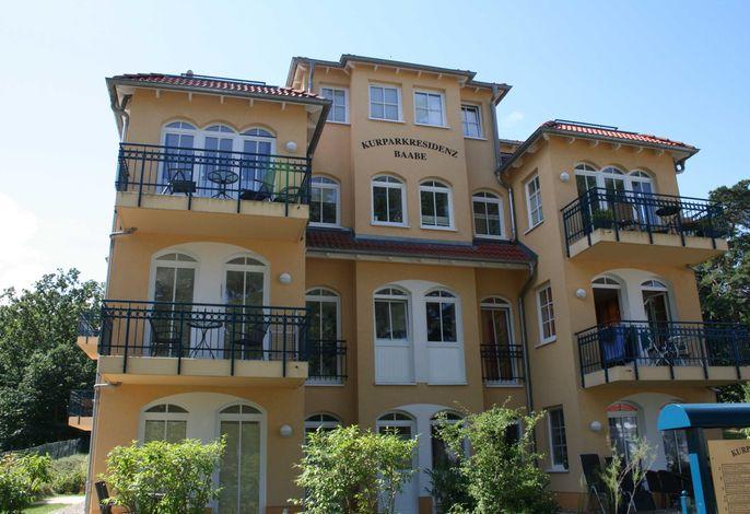 OS: Kurparkresidenz Baabe Whg. 15 mit Balkon