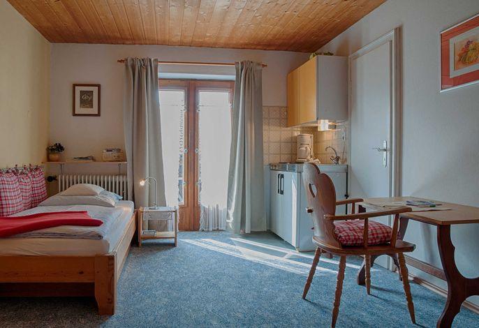 Gästehaus Max-Josef in Tegernsee in ruhiger dennoch zentraler Lage - Single Appartement