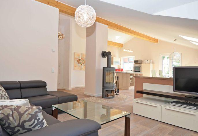 WG 2.7 Penthouse in der  Residenz Margarete - Wohnbereich