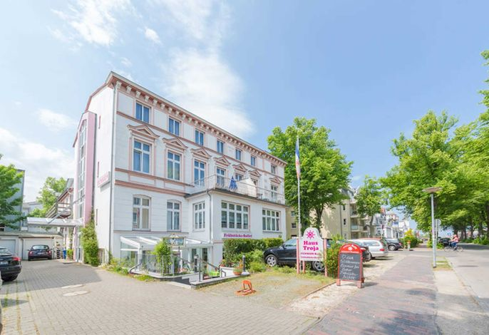 Haus Troja / Pension Katy - Objekt 28040