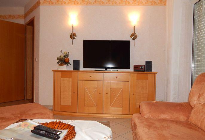 40 Zoll TV und HIFI Anlage
