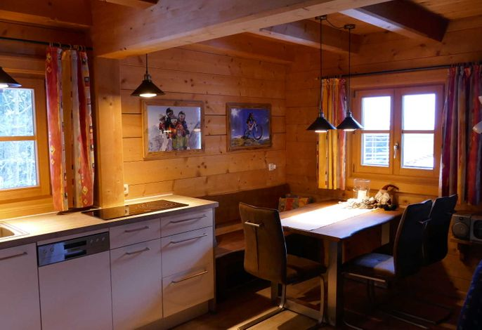 ine Küche, die keine Wünsche offen lässt.  A kitchen that leaves nothing to be desired.
