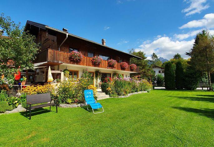 Gästehaus Ferienglück - 3 gemütliche Ferienwohnungen