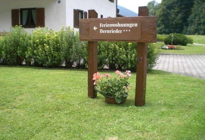 Ferienwohnungen Sepp Bernrieder
