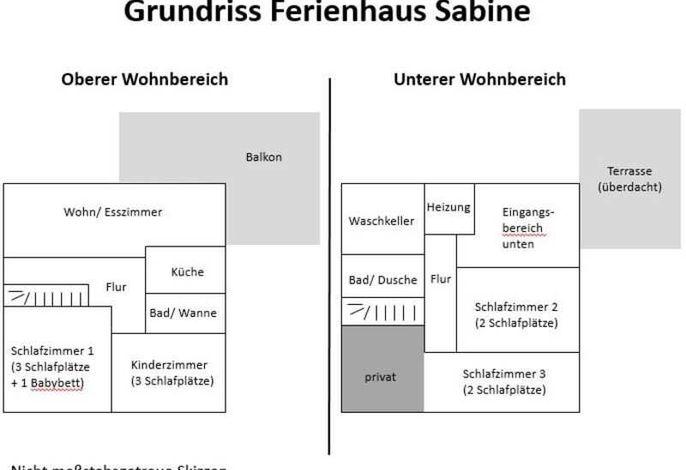 Ferienhaus Sabine