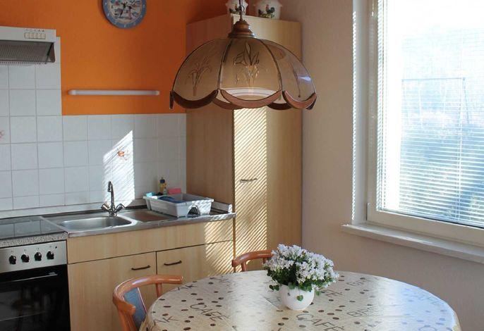 kleine Wohnküche