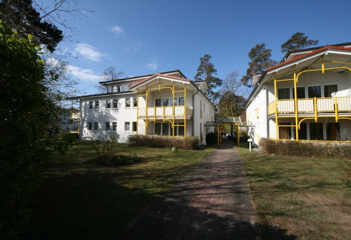OS: Villa Störtebeker Whg. 05 mit Balkon