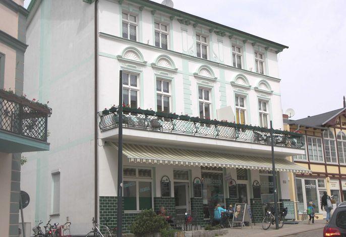 Ferienwohnungen in historischer Villa