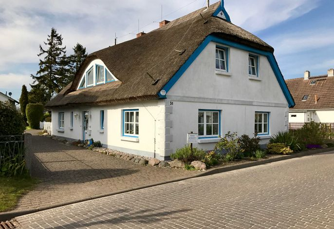 Urlaub im Historischen Kapitänshaus Breege