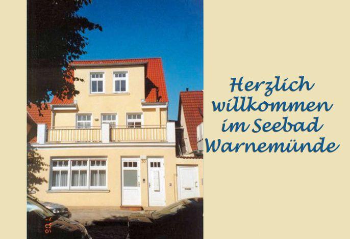 FeWo mit Balkon und Terrasse OG - Objekt 29174