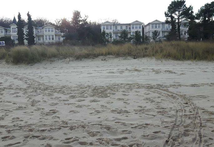 *****Düne25 ++mit MEERBLICK und nur 10m vom Strand++