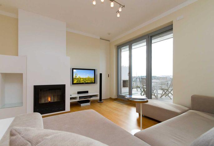 Quartier II Wohnung 08 Penthouse