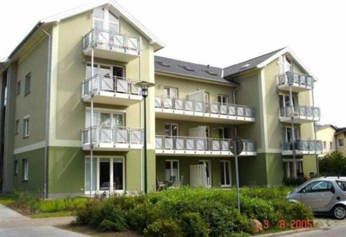 *Haus Angela - Wohnung 4 /Jarsetz GM 69401
