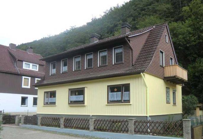 Ferienhaus Koopmann SORGENFREI BUCHEN*