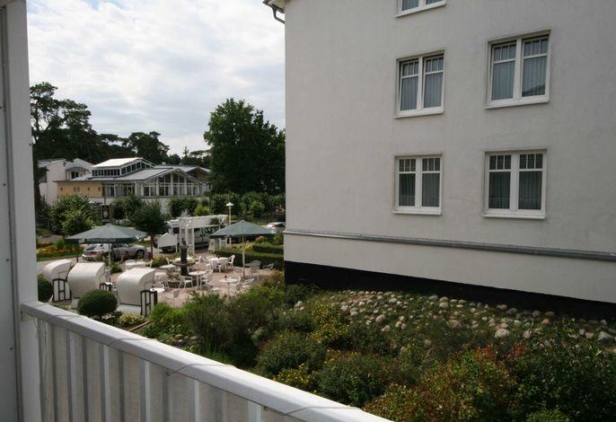 Appartement  Seestern mit Balkon