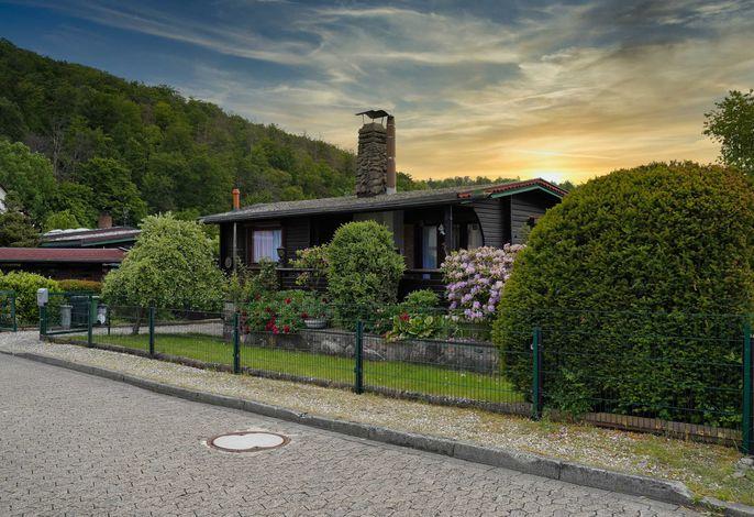 Ferienblockhaus Harzidyll