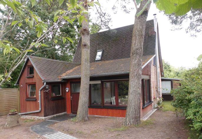 Schwedenhaus auf Rügen