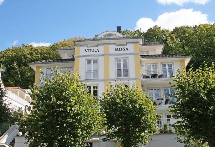 H: Villa Rosa Whg. 13 mit Süd/West Balkon