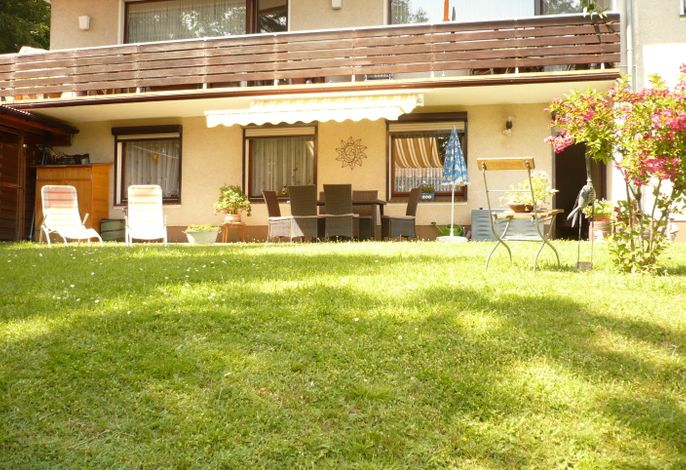 Ferienwohnung Haus am Sonnenhang