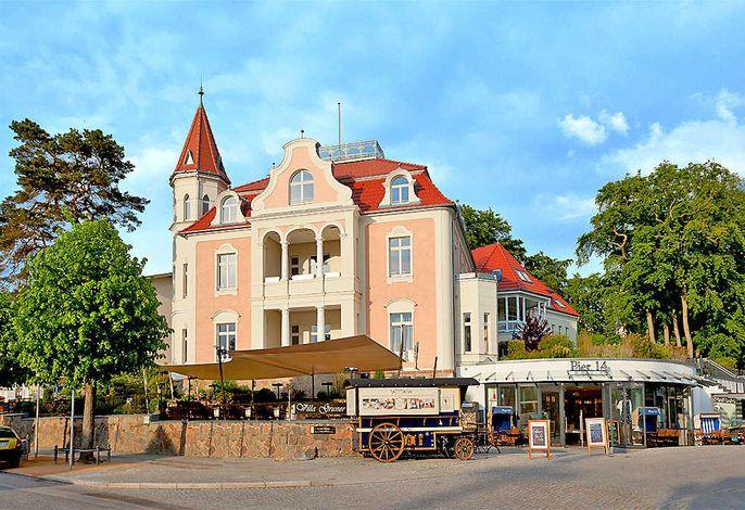 Villa Gruner * Nr. 1(a+b) - Zinnowitz / Ostsee